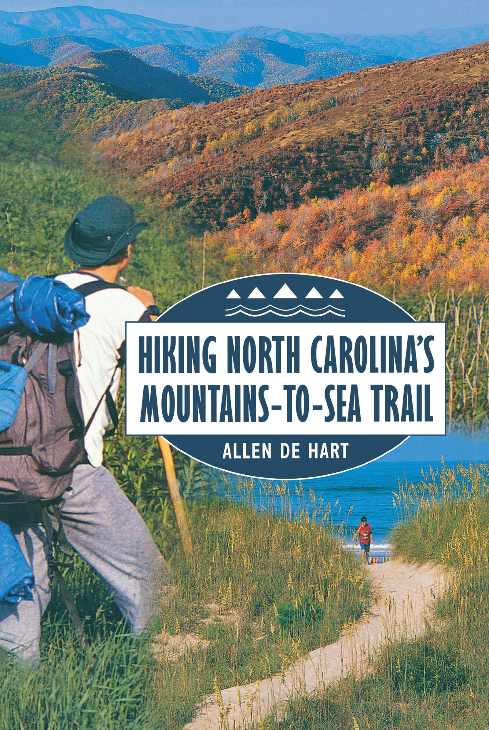 Download Hiking North Carolina's Mountains-to-Sea Trail ebook