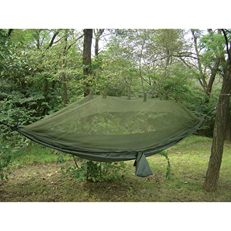 Snugpak Jungle Hammock w Mosquito Net