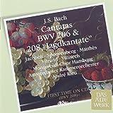 Kantaten BWV 208+206