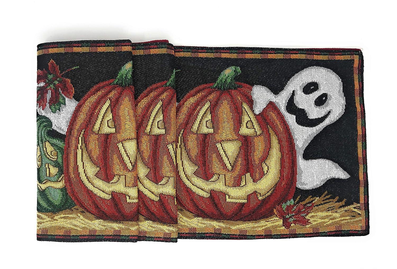 Jack O Lantern Throw Blanket