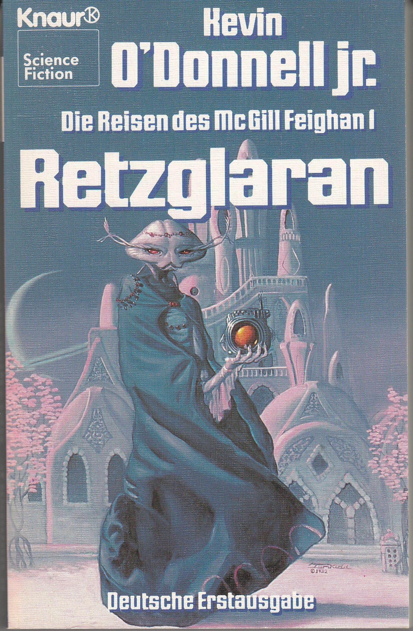 Die Reisen des McGill Feighan Retzglaran Knaur Taschenbücher ...