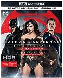 Batman v Superman: Dawn of Justice (4K Ultra HD + Blu-ray + Digital HD) (2 Disc) (Bilingual) Ultimate Edition (Extended Cut)