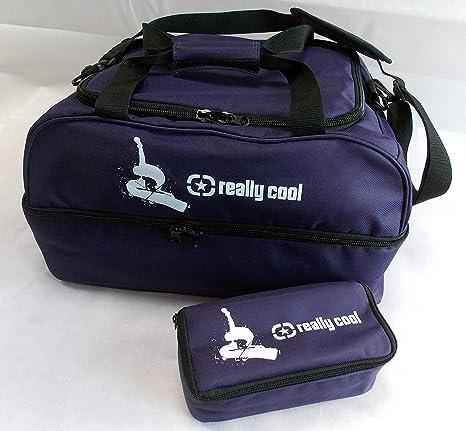 Realmente fresco, equipaje de bolsa para botas de esquí y ...