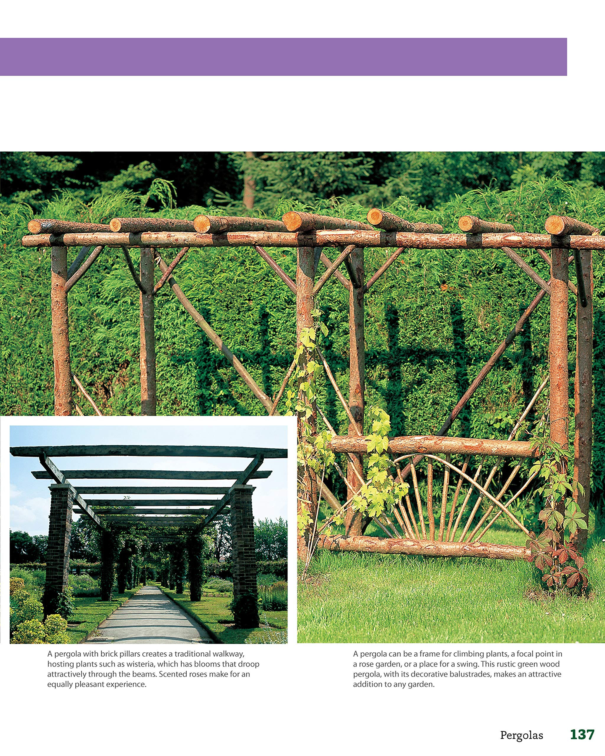 Woodworking for the Garden: 16 Easy-to-Build Step-by-Step Projects ...