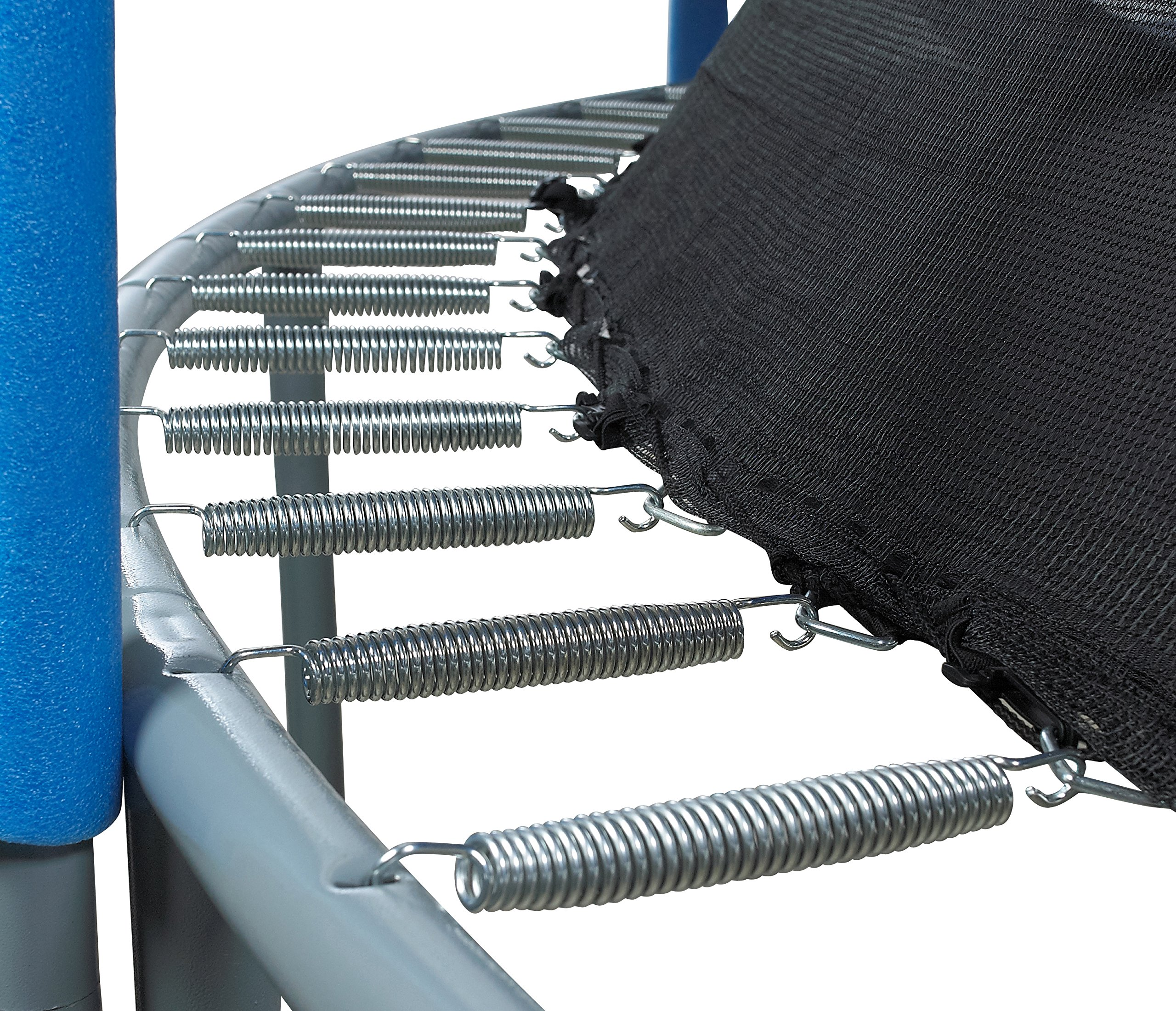 SKYTRIC Trampoline with Top Ring Enclosure System Equipped with The Easy Assemble Feature, 15-Feet by SKYTRIC (Image #4)