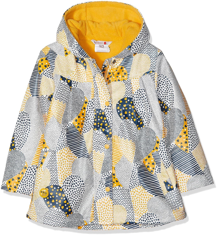 boboli Hooded Raincoat for Baby Girl, Manteau imperméable Bébé Fille Bóboli 226145