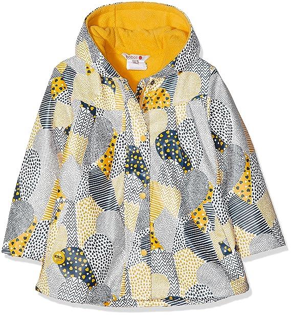 boboli Hooded Raincoat For Baby Girl, Abrigo Impermeable para Bebés: Amazon.es: Ropa y accesorios