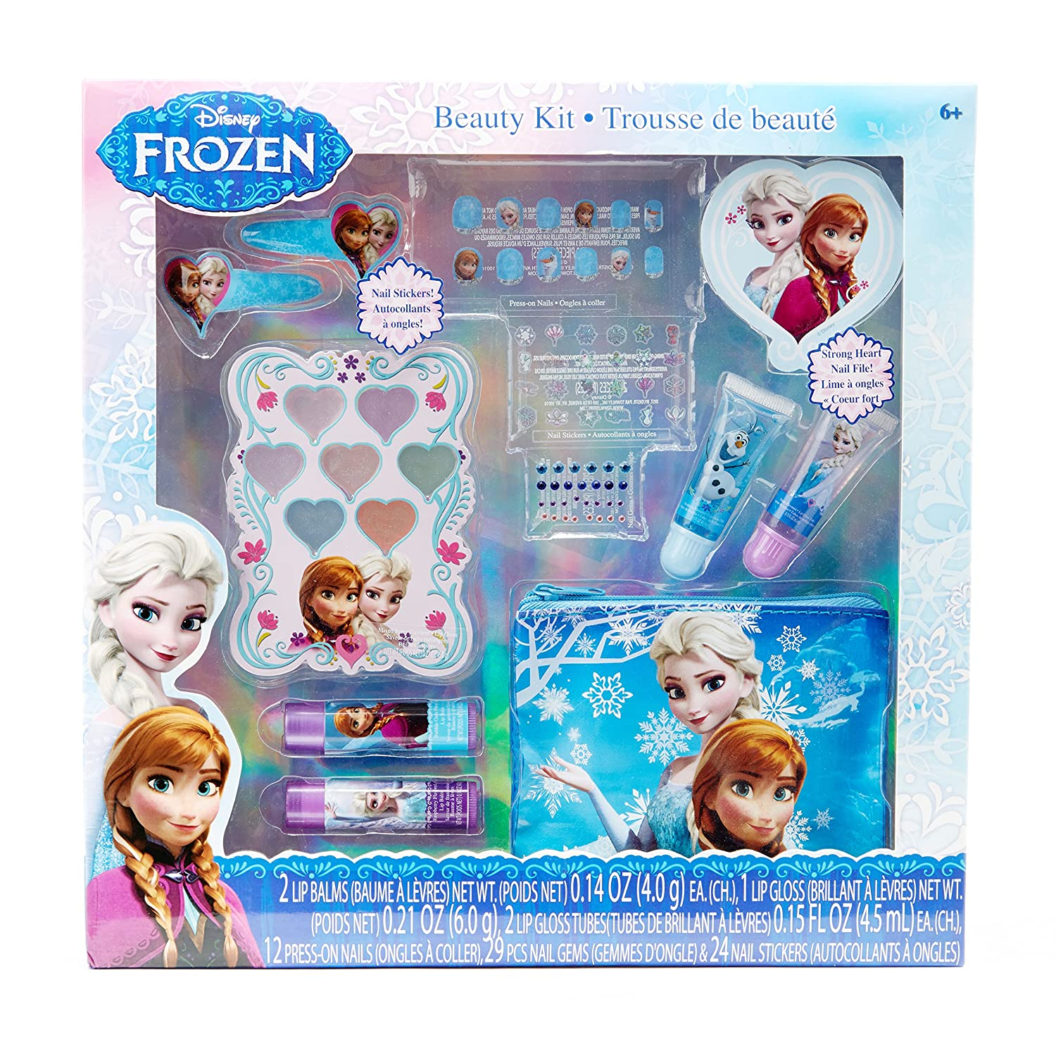 Disney Frozen Complete Beauty Kit