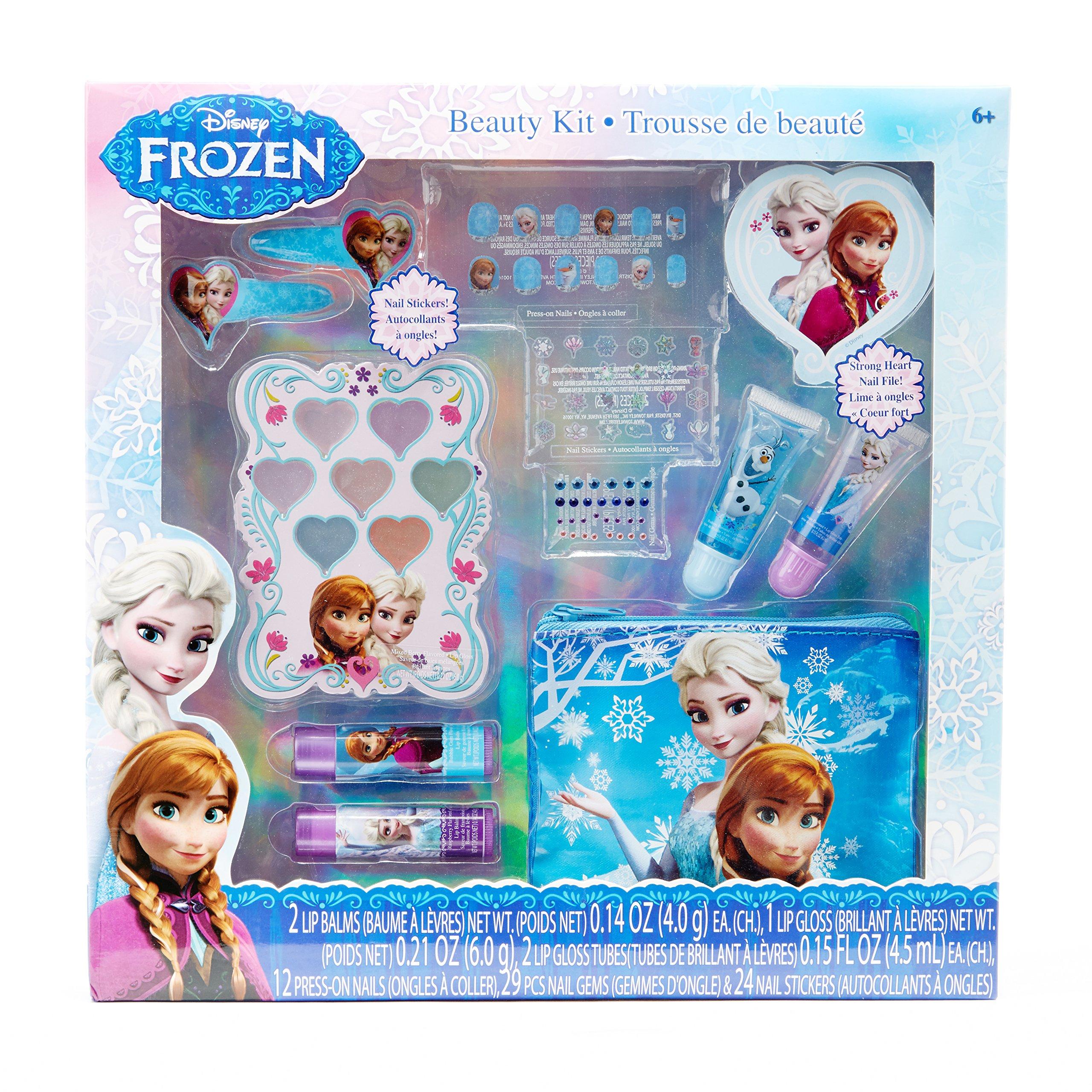 Amazon Com Smitco Llc Kids Nail Polish: Amazon.com : Disney Frozen Best Peel-Off Nail Polish