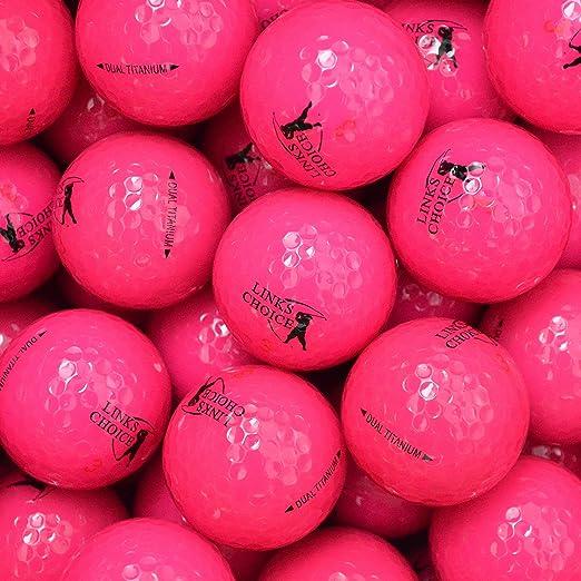 Top-Flite Links Choice - Lote de 12 pelotas de golf (de colores, recuperadas) naranja naranja: Amazon.es: Deportes y aire libre