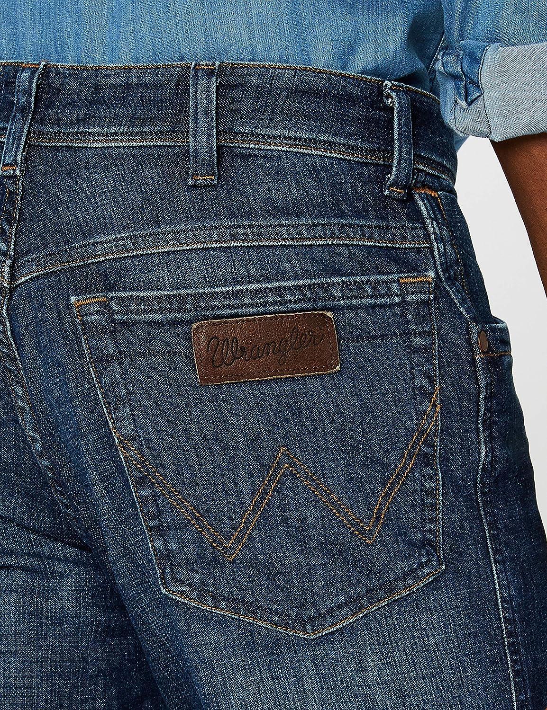 Wrangler Texas Texas Wrangler Contrast Jeans Uomo e61da0