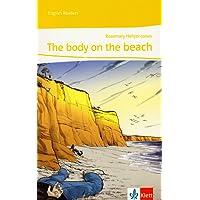 The body on the beach: Lektüre Klasse 7 (English Readers)