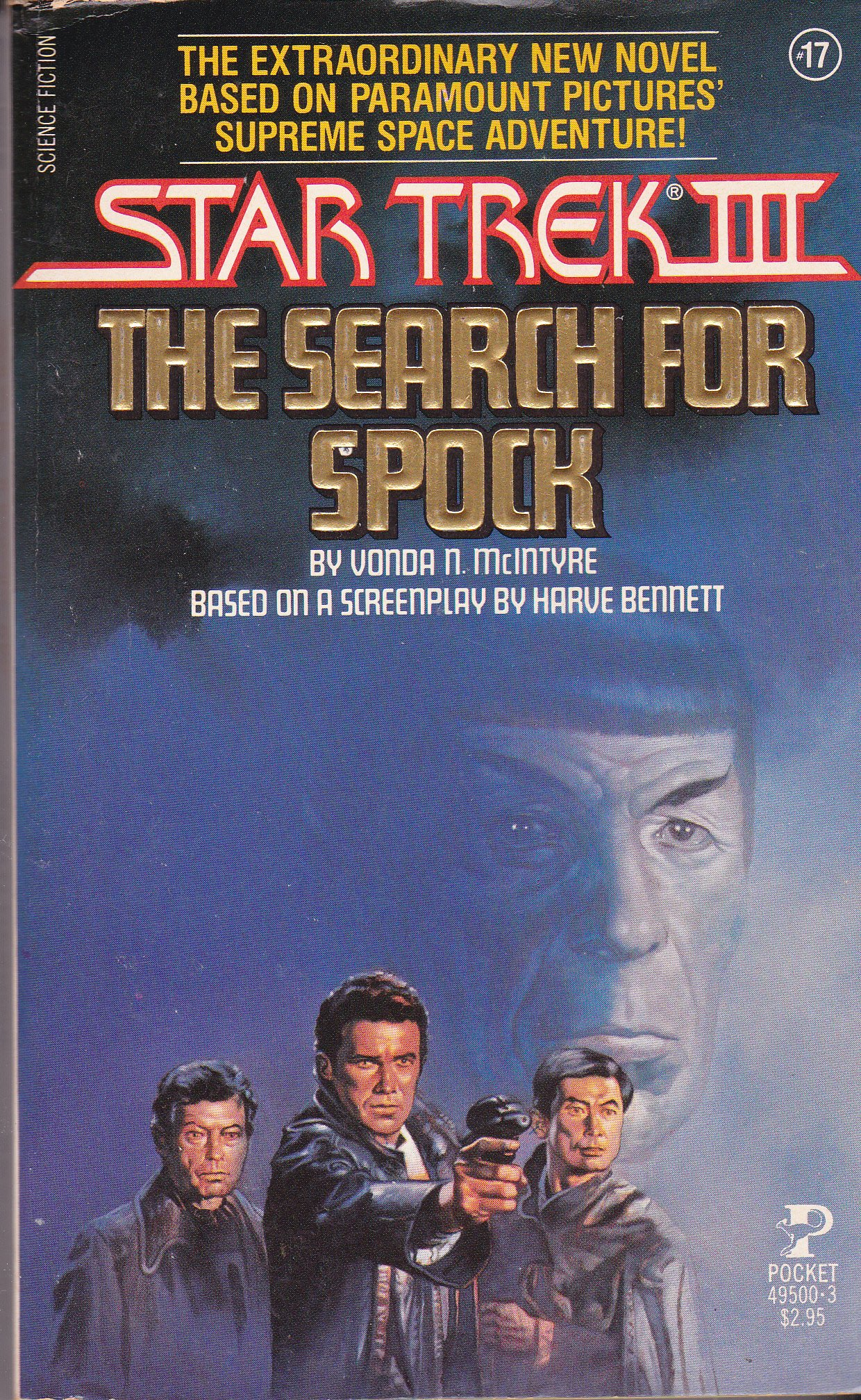 Star Trek III: The Search for Spock (Star Trek #17), McIntyre, Vonda N.; Harve Bennett