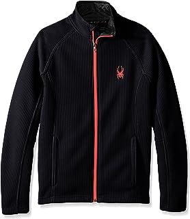 Spyder men's wengen fleece jacket