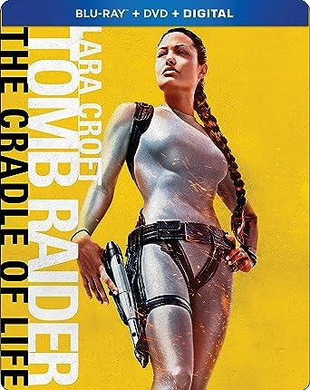 Lara Croft Tomb Raider The Cradle Of Life Blu Ray Amazon
