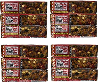 product image for Fruit Cake Boxed 3 - 1 lb Dark Recipe Claxton Fruitcake (48 Ounce (pack of 4))