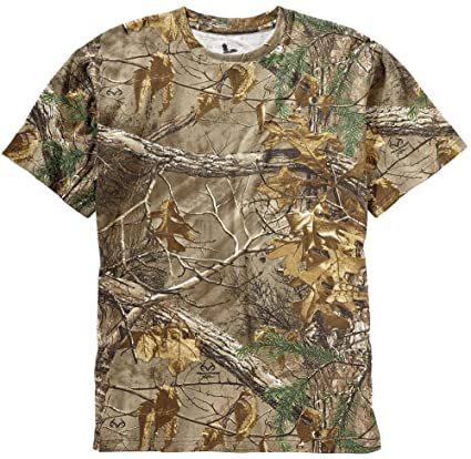 65686b6d274e1 Amazon.com : Field & Stream Men's Camo T-Shirt : Sports & Outdoors