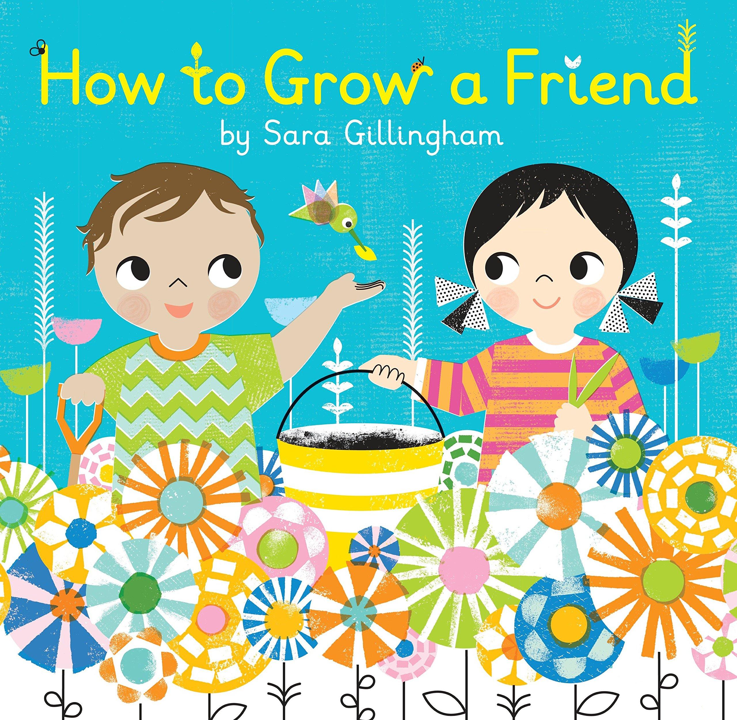 Read Online How to Grow a Friend pdf epub