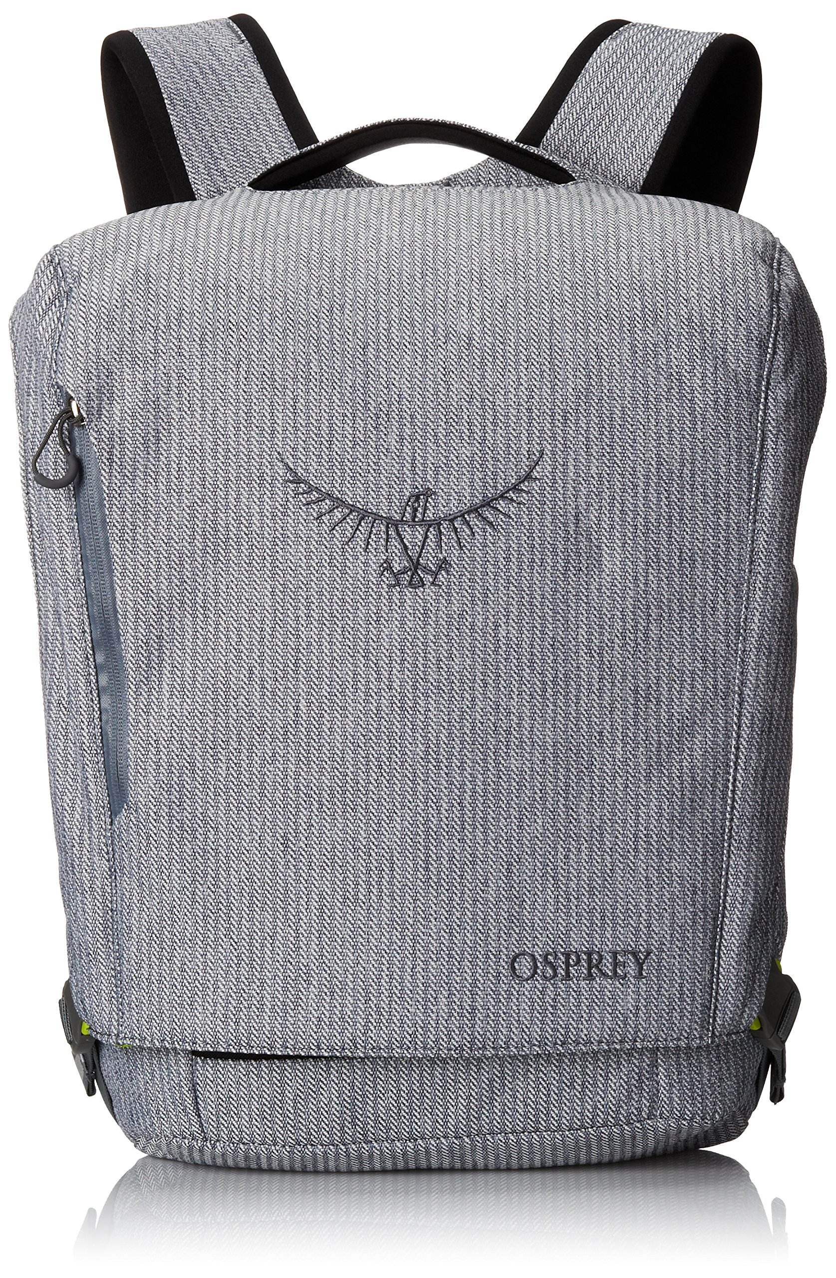 Osprey Packs Pixel Port Daypack (Spring 2016 Model), Grey Herringbone