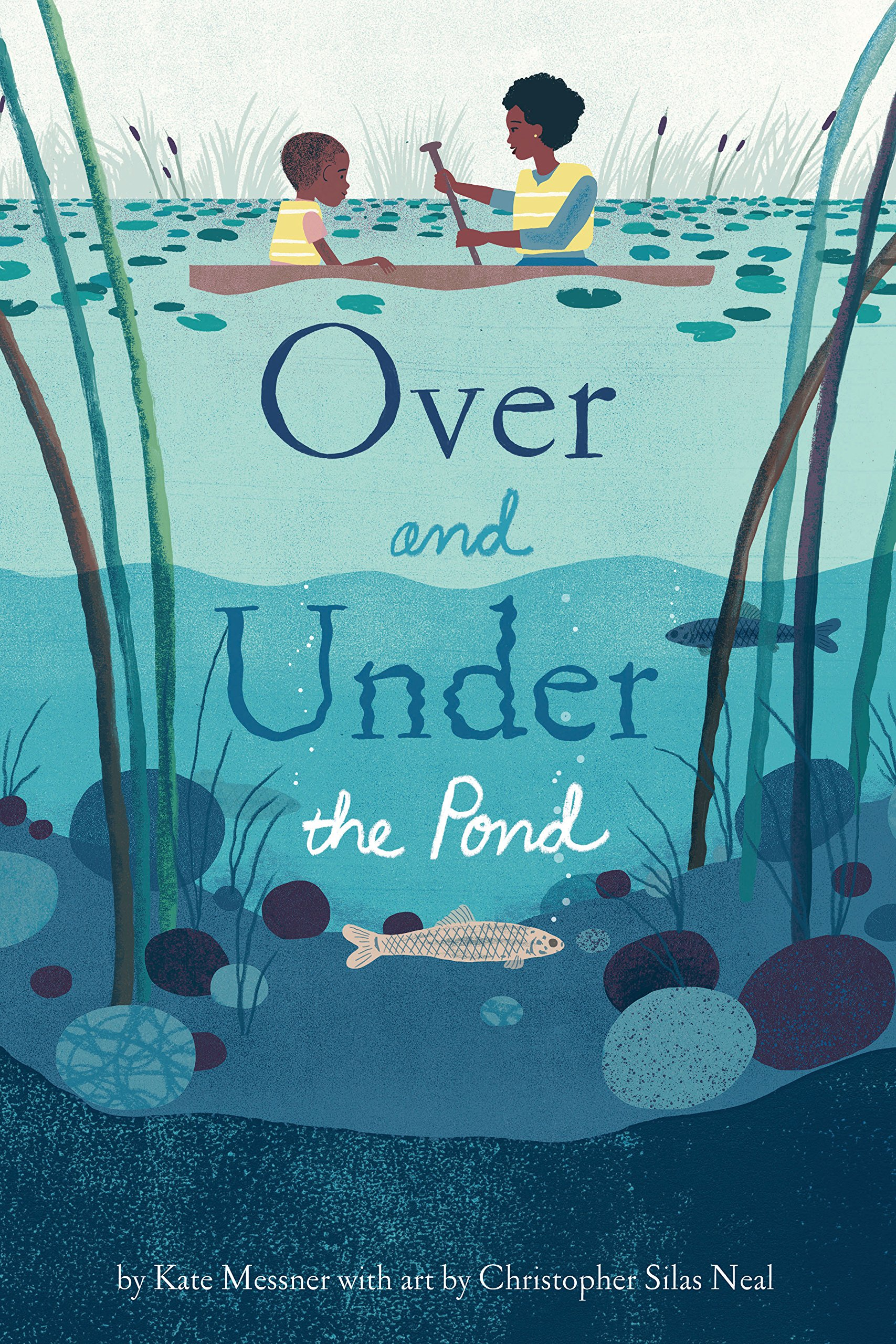 Image result for over and under the pond messner