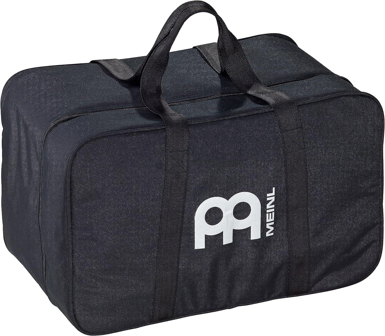 MSTCJB Standard Gig Bag, Meinl Percussion Cajon Box Drum Size-Heavy Duty Nylon with Internal Padding and Carrying Grip