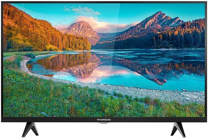 Thomson 32HD5526 81,3 cm (32 Zoll) Fernseher (HD, Triple Tuner, Smart TV)