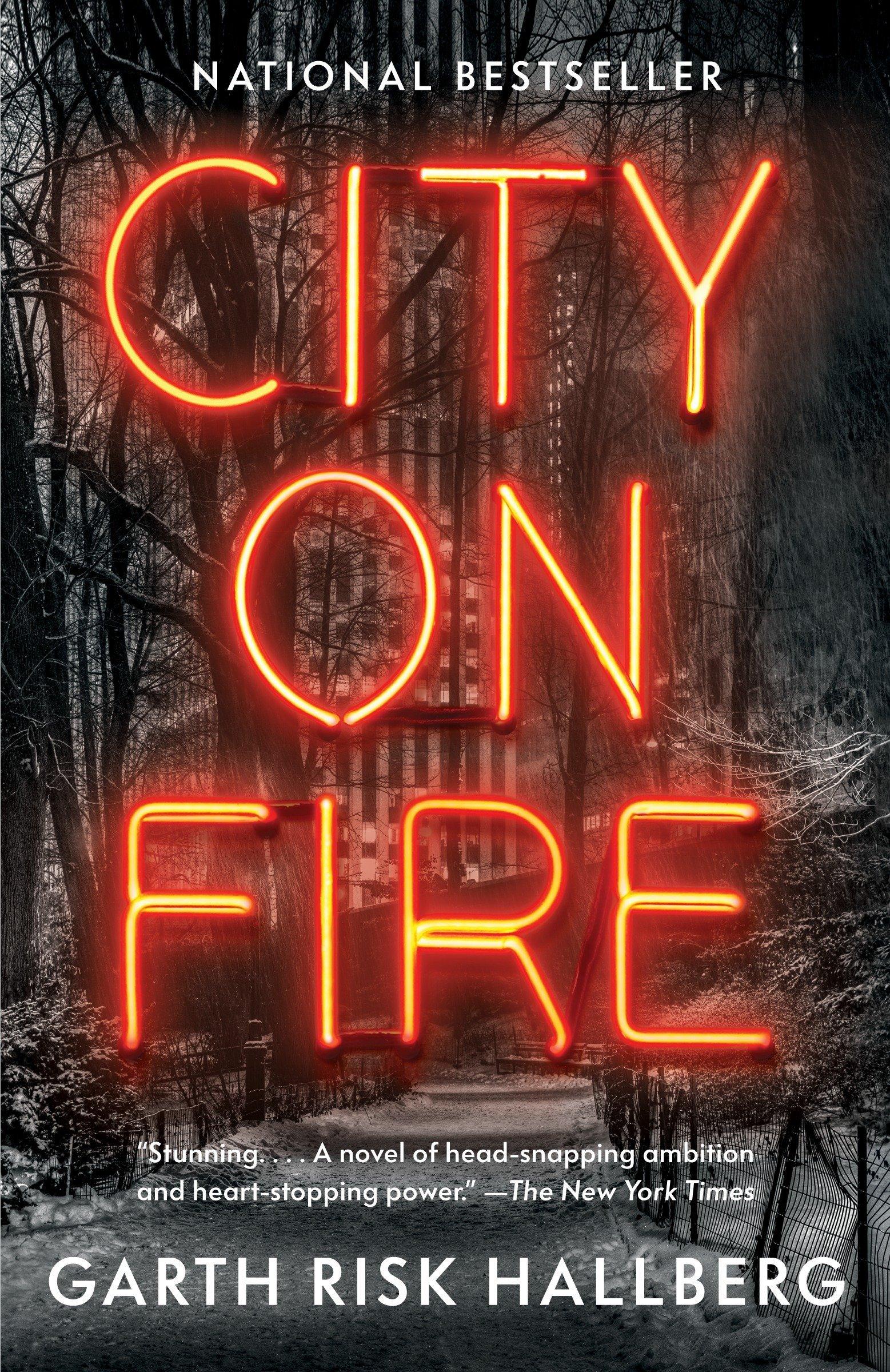 City on Fire: Amazon.es: Hallberg, Garth Risk: Libros en ...