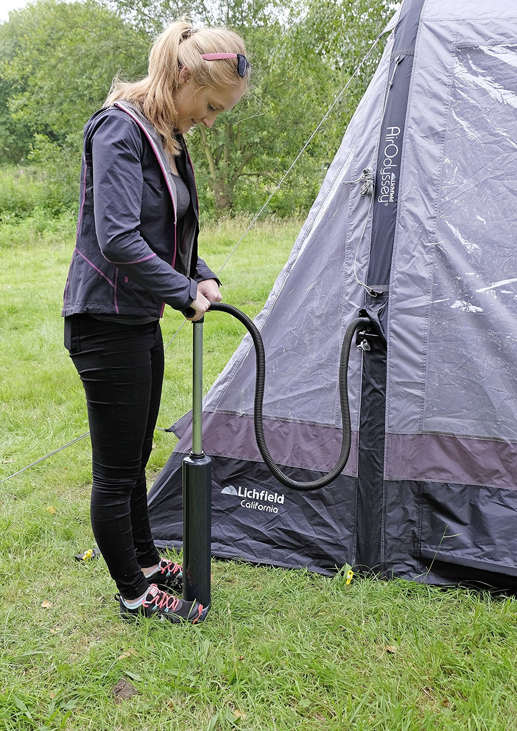 Lichfield California Drive-Away Air Awning Excalibur Low