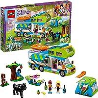 LEGO Friends Mia's Camper Van 41339 Building Set (488 Piece)