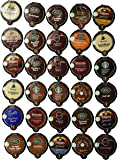 30-count VUE Pack for Keurig VUE Brewers ALL Coffee Variety Pack Featuring Starbucks, Green Mountain, Coffee People, Newman's Original Organic, Gloria Jean's, Folgers, Caribou, Emeril's, Tullys, Café Escapes & Van Houtte.