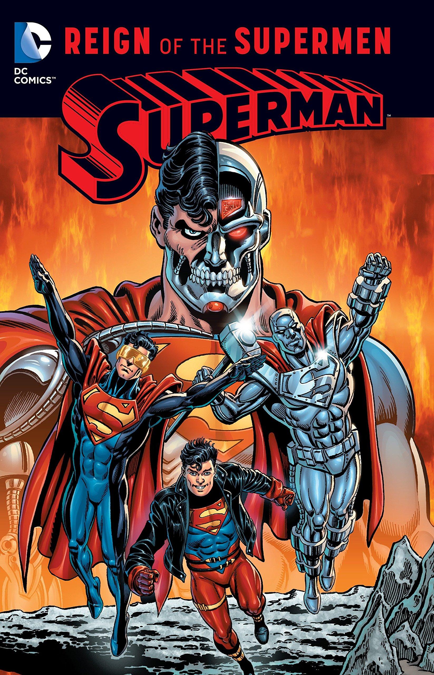 Amazon | Superman: Reign of the Supermen | Jurgens, Dan | Shonen (Boys)
