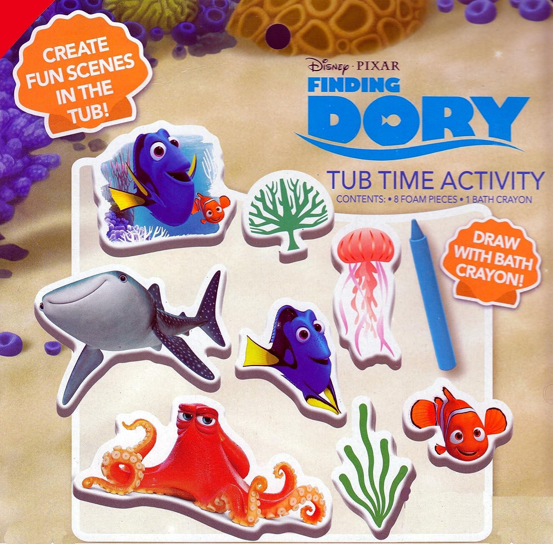 with Nemo! Tara Toy Disney Finding Dory Tub Time Activity Set