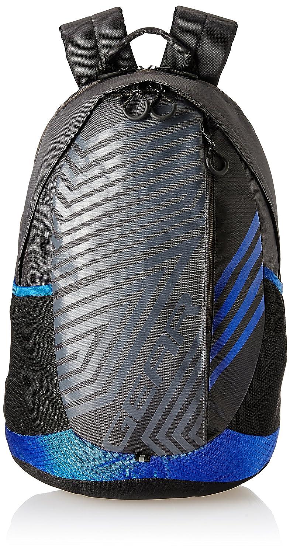 Gear 34 Ltrs Grey Laptop Backpack (LBPRCOTLR0410)