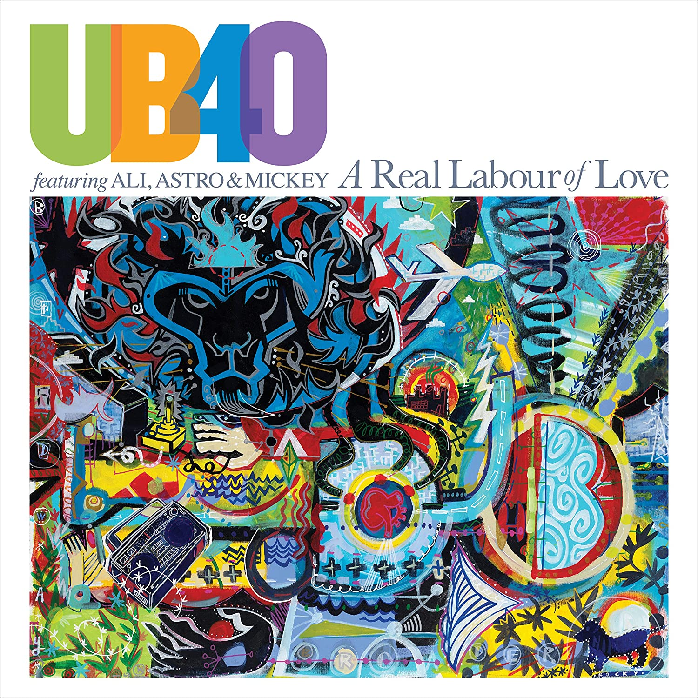 A Real Labour Of Love: UB40, UB40: Amazon.es: Música