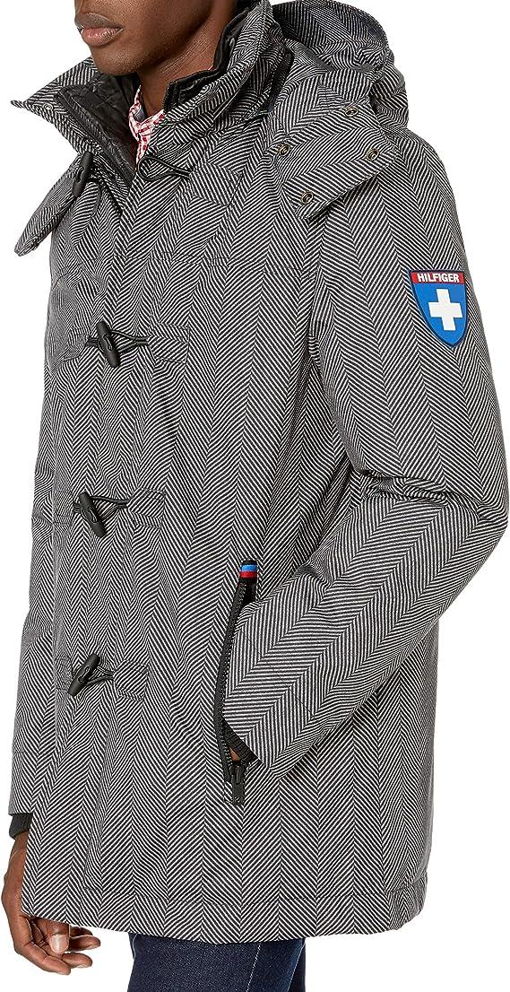 Tommy Hilfiger mens Glide Ski Jacket at Amazon Men's Clothing store