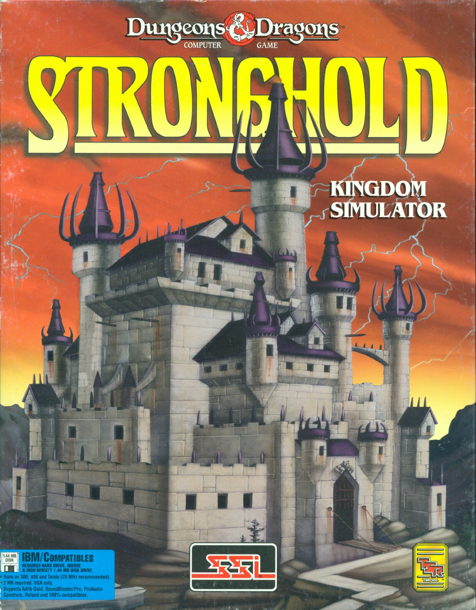 Amazon com: Stronghold: Kingdom Simulator: Video Games