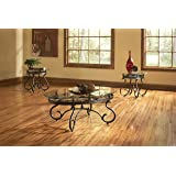 Steve Silver Company Lola Occasional Coffee Table (3 Pack)