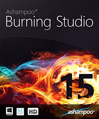 Ashampoo Burning Studio 15 [Download]