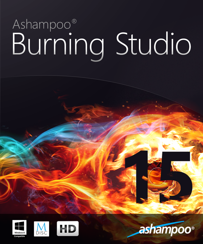 Ashampoo Burning Studio 15 Download