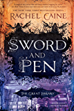 Sword and Pen (The Great Library Book 5)