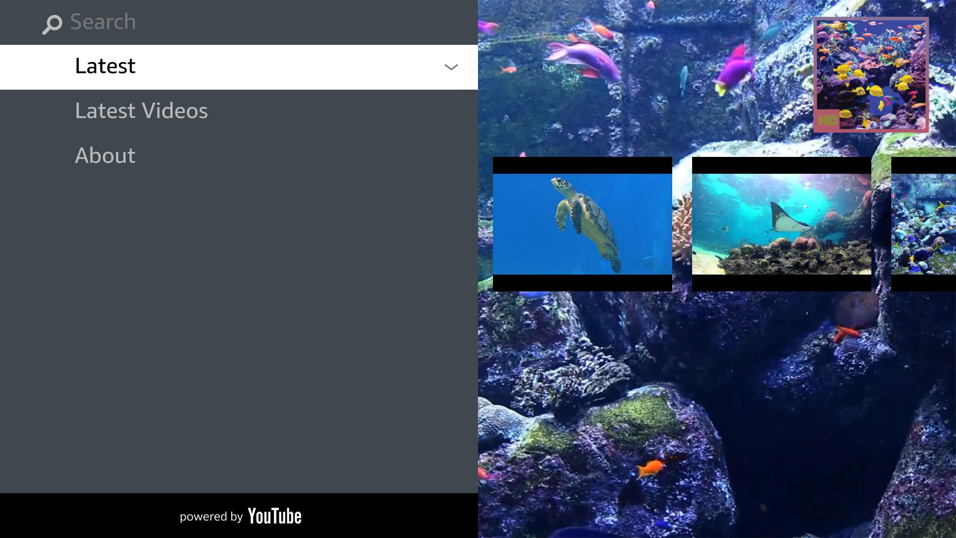 Aquarium Fish Tank HD: Amazon.es: Appstore para Android