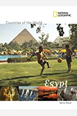 National Geographic Countries of the World: Egypt Library Binding