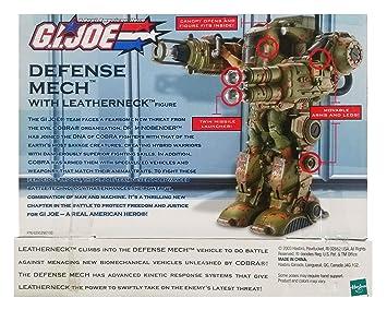 Amazon.com: G.I. Joe Valor vs. Venom Defense Mech with ...