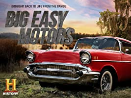 Big Easy Motors Season 1