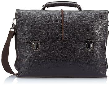 f54d33e288137 Bugatti Bags Aktentasche Milano Braun 49537802  Amazon.de  Koffer ...
