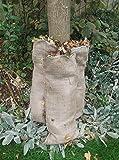 Nutley's Lot de 5 sacs à pommes de terre en toile de jute 50x80cm