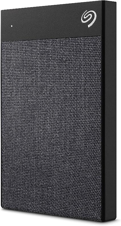 Backup Plus Slim 1TB External USB 3.0//2.0 Portable Hard Drive Seagate Black