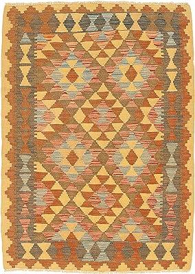 Kilim Afghan Old style rug 33