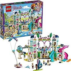 LEGO Friends Resort de Heartlake City 41347 Juguete de Construcción de Hotel Divertido y Popular (1017 Piezas)
