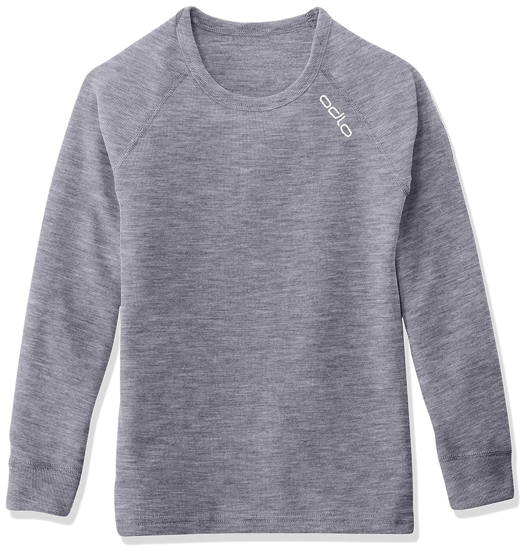 ODLO 10459 Girls' Long Sleeved T-Shirt 10459202
